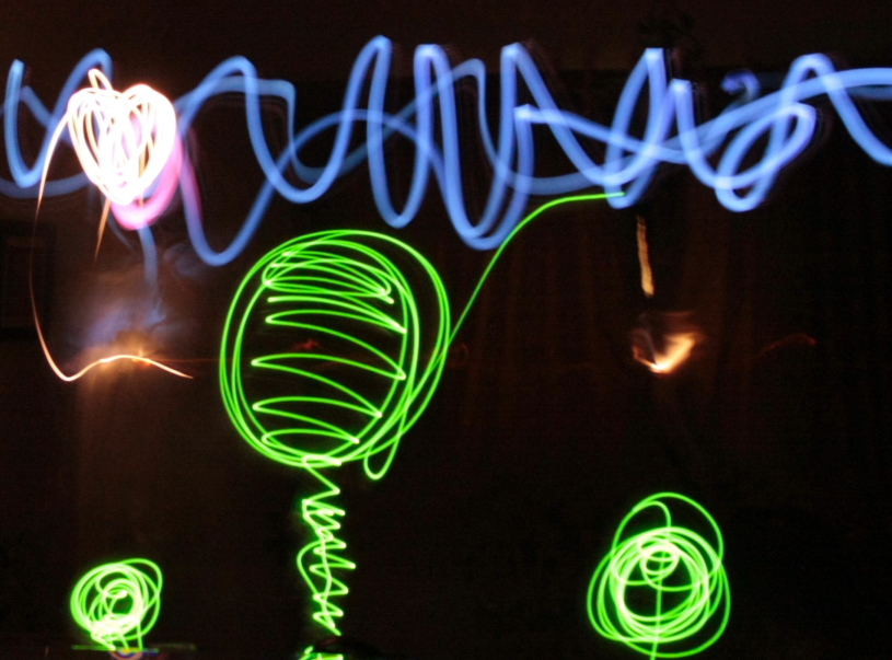 Light Painting Final